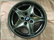 BMW Z3M Roadster /coupe' Front Wheel Chrome Silver