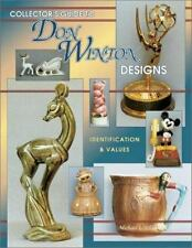Collector's Guide to Don Winton Designs by Mike Ellis (1997, Paperback)