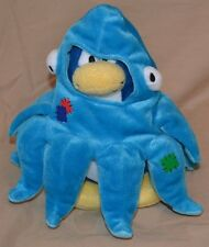 "9"" The Penguin Octopus Disney Club Penguin Plush Dolls Toys Stuffed Animals"