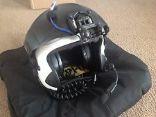 Alpha Eagle 901 Helicopter Helmet W/ NVG adapter **Price Reduced**
