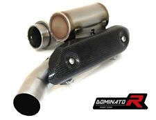 DOMINATOR D'ECHAPPEMENT COLLECTEUR HEAD PIPE WITH  POWERBOMB WR 400 F 98-02