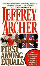 First Among Equals, Jeffrey Archer, Acceptable Book