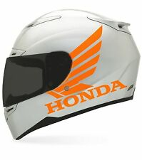 HONDA WINGS HELMET  MOTORCYCLE VINYL STICKER DECALS ARAI BELL SUOMY ICON