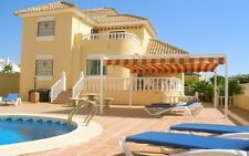Holiday 3 bed VILLA rent,Costa Blanca,Spain. POOL,info
