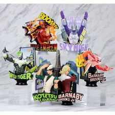 Tiger & Bunny Chess Piece Collection figure gashapon set Megahouse