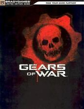 Gears of War Limited Edition Strategy Guide Official Strategy Guides