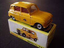DINKY TOYS 561 RENAULT 4L PTT + BOITE