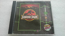 Vintage Jurassic Park PC Game  Released by Ocean Software 1992