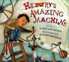 Henry's Amazing Machine-ExLibrary