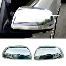Chrome Side Mirror Cover Molding 2Pcs for CHEVROLET 2006 - 07 08 09 10 11 Epica