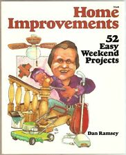 Home Improvements: 52 Easy Weekend Projects 1989 (1st)