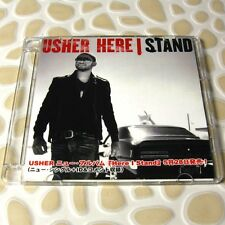 Usher - Here I Stand (Love In This Club) BMG JAPAN Official Promo CD 7Trk #0704