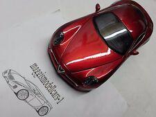 Alfa Romeo 8C Competizione Modellauto aus Sammlung Maßstab1:18 Bburago
