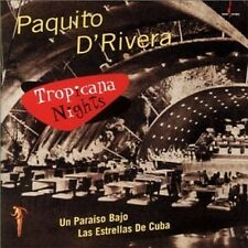 Paquito d'Rivera - Tropicana Nights [New CD]