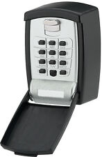 KEY SAFE STORAGE PUSH BUTTON COMBINATION WALL MOUNT SECURITY Caravan owners