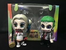 Hot Toys Cosbaby Suicide Squad The joker & Harley Quinn Hammer Vesion New In Box