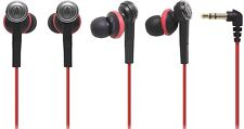 New Audio Technica ATH-CKS55X Earphone -RED