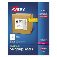 Avery Shipping Labels For Laser Printers - 5165
