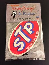 STP CAR AIR FRESHENER * BERRY * nascar racing vintage decal sticker shirt hat