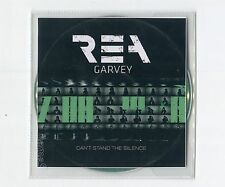 Rea Garvey 2-Track PROMO cd CAN'T STAND THE SILENCE © 2012 incl. single version