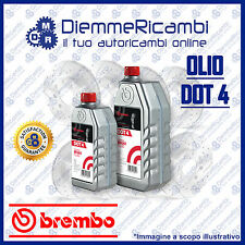 LIQUIDO FRENI BREMBO DOT4 1 LITRO