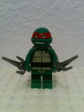 Lego Teenage Mutant Ninja Turtle Raphael mini-figure #79103