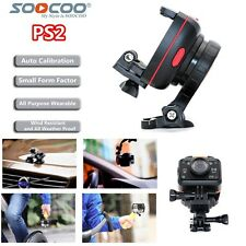 SOOCOO PS2 1-Axis Adjustable Gyro Stabiliser Gimbal For iPhone 6s 7 Samsung HTC