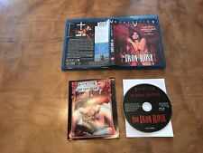 The Iron Rose Blu-Ray*Redemption*Classic Horror*Jean Rollin*