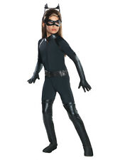 "Dark Knight Rises Kids Catwoman Costume S2, Large, Age 8-10, HEIGHT 4' 8"" - 5'"