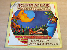 EX-/EX- !! Kevin Ayers/The Joy Of A Toy & Shooting At The Moon/1975 Double LP