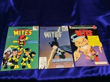 Mighty Mites #1-2 (Eternity/0814244)  complete set lot of 3