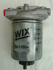"""Fuel filter/water separator unit spin on 1/2"""" UNF ports CAV  HDF296 replacement"""