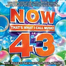 Now 43: That's What I Call Music, Halestorm, M83, Pitbull, Usher, , Good