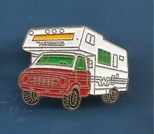 Pin's pin CAMPING CAR WINNEBAGO (ref 023)