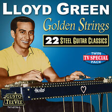 Lloyd Green - Golden Strings: 22 Steel Guitar Classics [New CD]