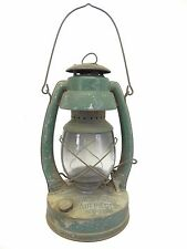 Vintage Used Green Embury MFG Co No 2 Air Pilot Tubular Barn Lantern Lamp Parts