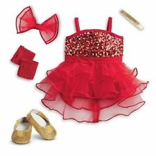 AMERICAN GIRL DOLL SPARKLY JAZZ OUTFIT BRAND NEW