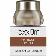 OPI Axxium Soak-Off Gel Lacquer, Brisbane Bronze, 0.21 Ounce