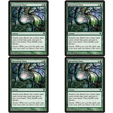 4 x SPROUTING VINES NM mtg Commander 2013 Green - Instant Com
