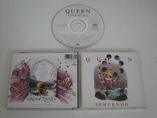 QUEEN/INNUENDO(PARLOPHONE CDP 795887 2) CD ALBUM