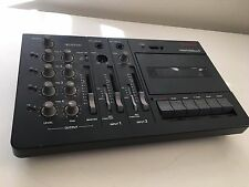 Tascam Ministudio Porta 03 MK II 4 Track Recorder  AS IS FOR PARTS NOT WORKING