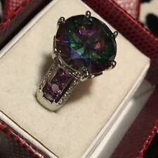 REDUCED 50% ESTATE SALE ** Russina Alexandrite Lilac Tanzanite 18kt Ring