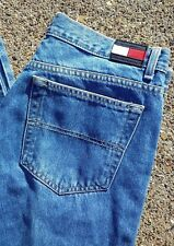 Vintage TOMMY HILFIGER Jeans Stonewashed Boot-Cut Classic Fitting Mom Jean's