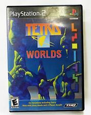Playstation 2 tetris worlds ps2 year 2001