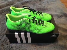 adidas Mens F5 TF Astro Turf Trainers Lightweight Sports Football Shoes Footwear