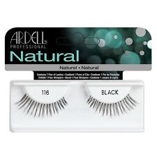 Ardell Fashion Natural Lashes Strip Lash, Black [116] 1 ea