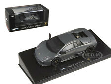 ELITE LAMBORGHINI MURCIELAGO LP 640 GRAY 1/43 MODEL CAR BY HOTWHEELS P4883
