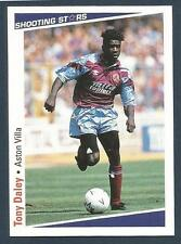 SHOOTING STARS-1991-92- #031-ASTON VILLA-TONY DALEY