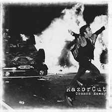 RAZORCUT - COMMON ENEMY   CD NEU