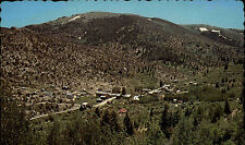 Silver City Amerika USA Idaho ~1960/70 Eagle Mountain Landschaft Panorama Berg